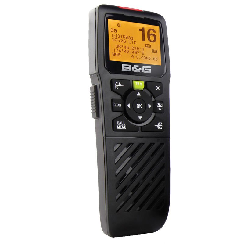 B&G H50 Wireless Handset For V50 VHF Radio image number 1