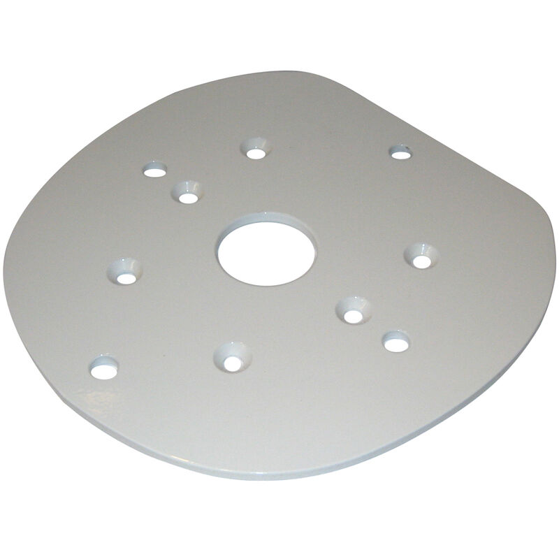 Edson Vision Series Mounting Plate For Simrad HALO Open Array Radar image number 1