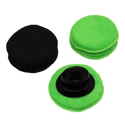 GRIP Microfiber Applicator Pads, 5-pack