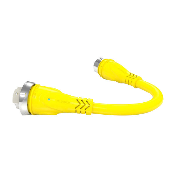 Furrion Pigtail Adapter 50A 125/250V Female to 50A 125V Male