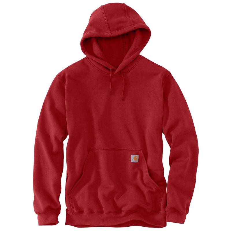 Carhartt Men's Hooded Pullover Sweatshirt image number 4