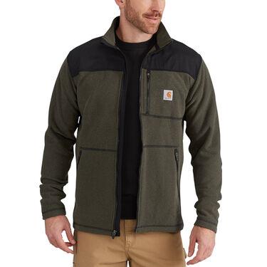 Carhartt Men's Fallon Full-Zip Fleece Jacket