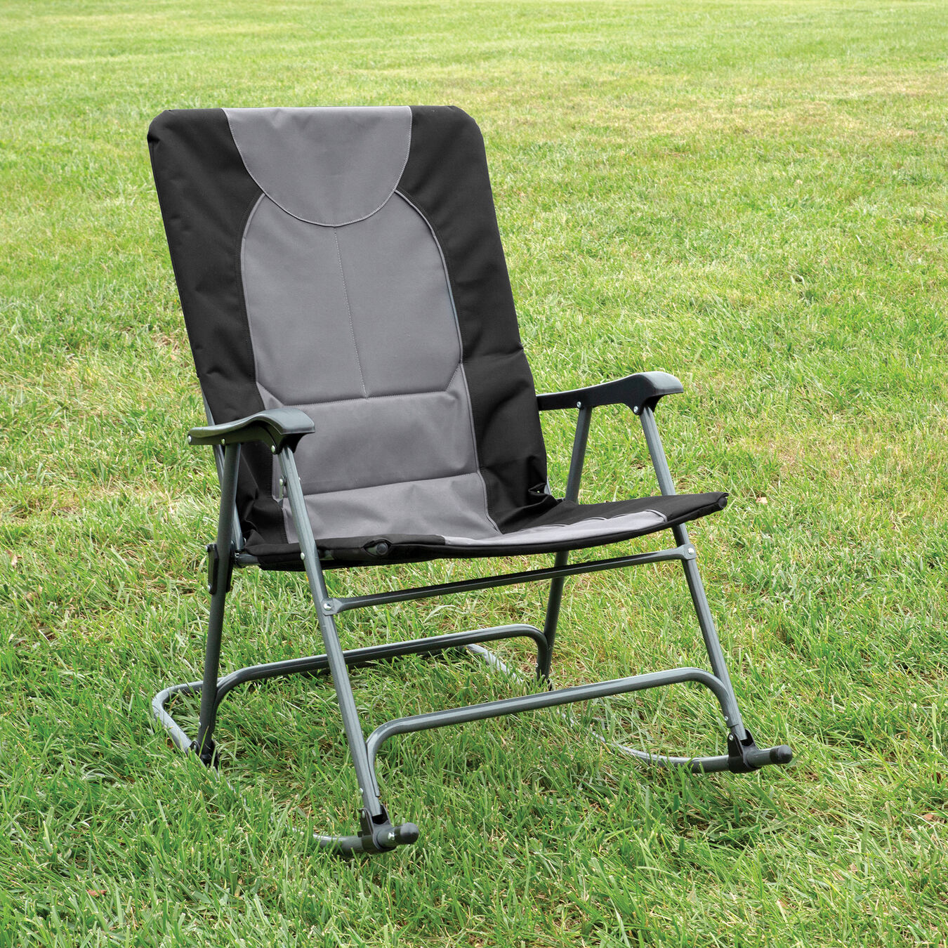 Quest Fleetwood Master Folding Camping Table Grey