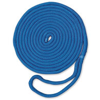 "Dockmate Premium Double Braid Nylon Dock Line, 5/8"" x 30'"