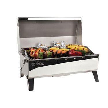 Kuuma Stainless Steel Grills - Charcoal Grill