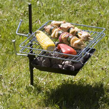 Rebel Charcoal Grill