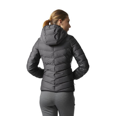 Adidas Women's Nuvic Hooded Down Jacket