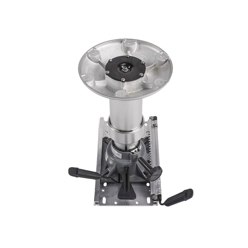 """Wise Heavy-Duty Mainstay Power Pedestal with 2-7/8"""" Dia. Post image number 2"""