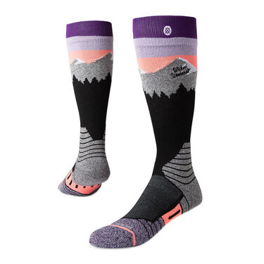 Stance Women's Wool Blend Snow Caps Sock
