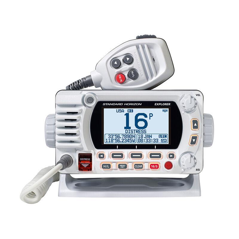 Standard Horizon GX1800G Fixed Mount VHF w/GPS image number 2