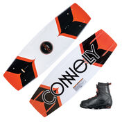 Connelly Standard Wakeboard With JT Bindings