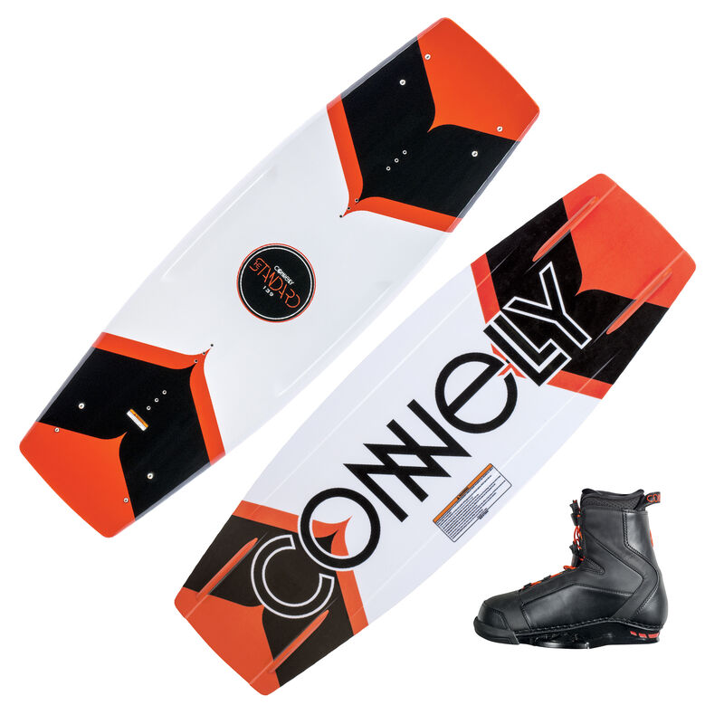 Connelly Standard Wakeboard With JT Bindings image number 1