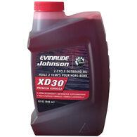 Evinrude XD30 2-Stroke Outboard Oil