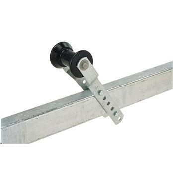 Adjustable Keel Roller Bracket Assembly