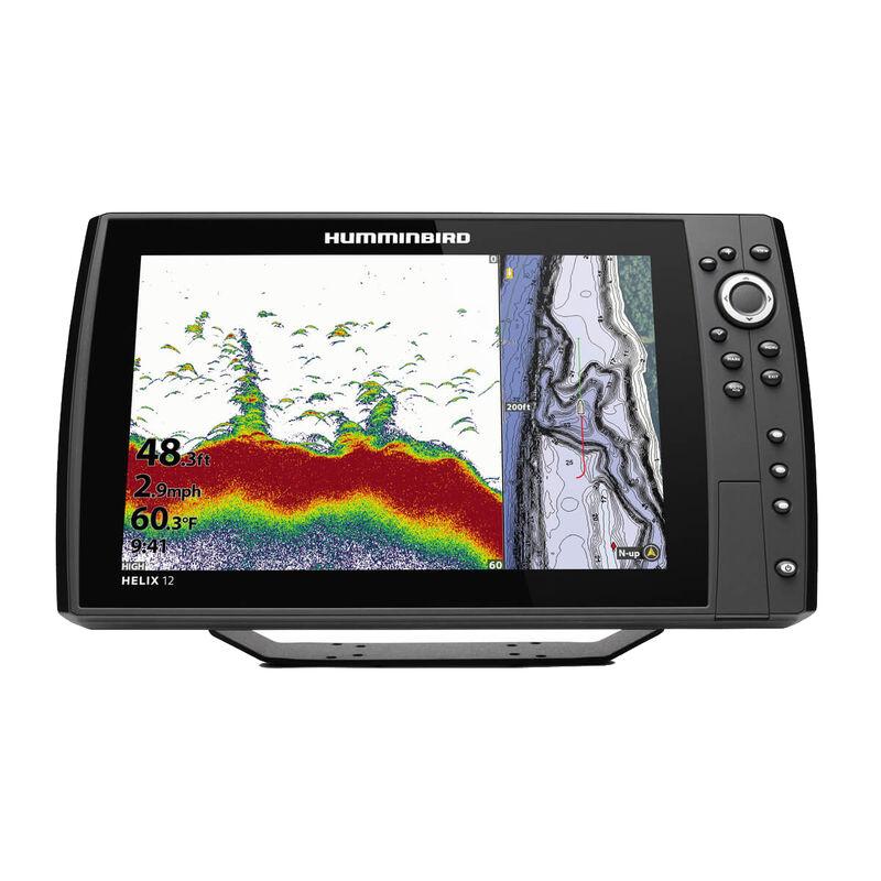 Humminbird Helix 12 CHIRP GPS G3N Fishfinder Chartplotter image number 1