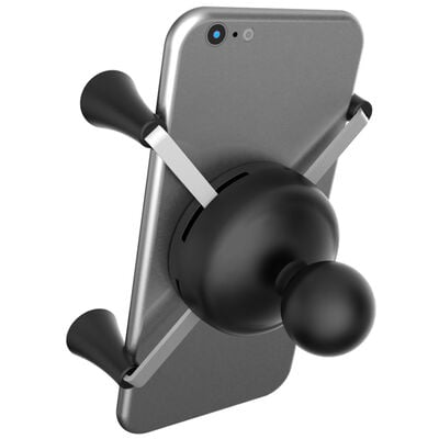 """RAM Mount Universal X-Grip Cell Phone Holder With 1"""" Ball"""