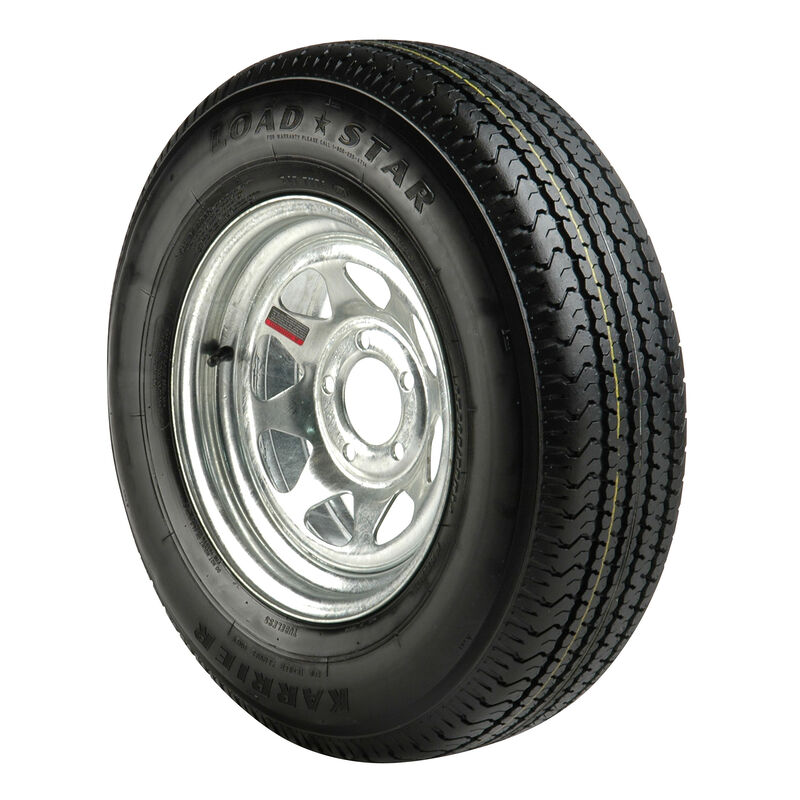 ST205/75R x 15C Radial Trailer Tire image number 1
