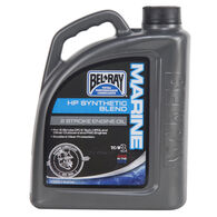Bel-Ray Marine HP Synthetic Blend 2T Engine Oil, 4 Liters