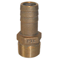 Groco Bronze Pipe-To-Hose Adapter - 1/2'' Pipe 1/2'' Hose