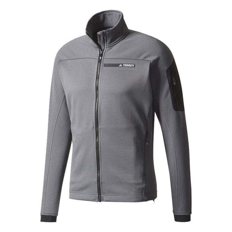 Adidas Men's Terrex Stockhorn Fleece Jacket image number 2