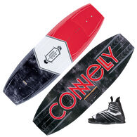 Connelly Blaze Wakeboard With Hale Bindings