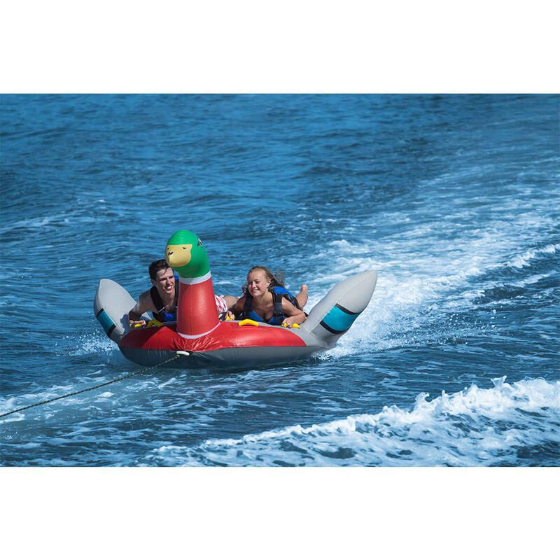 Solstice Mallard Duck 2-person Towable tube image number 4
