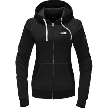 The North Face Women's LFC Patches Full-Zip Hoodie