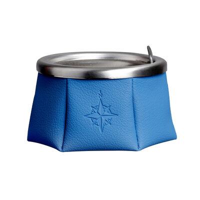 Windproof Ashtray, Blue