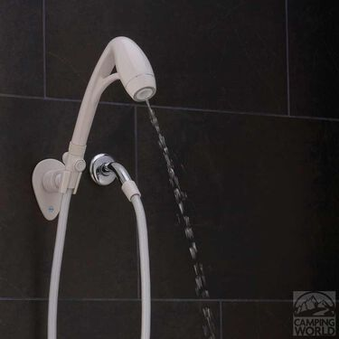 BodySpa RV Shower Kit, White