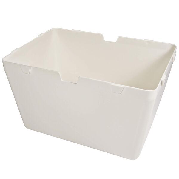 "Innovative Drop-In Storage Tub For 13"" x 17"" Hatch"