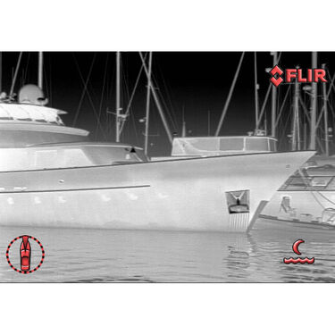 FLIR M-324XP Marine Thermal Imaging Camera