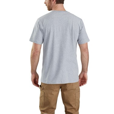 Carhartt Men's Lubbock Graphic Made In USA Short-Sleeve Tee