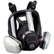 3M Large Full Face Respirator