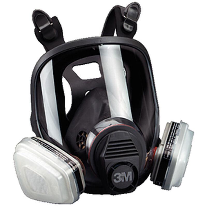 3M Large Full Face Respirator image number 1