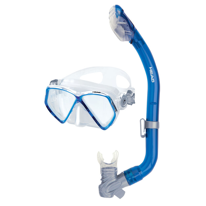 Head Pirate Dry Jr. Youth Snorkeling Set image number 3