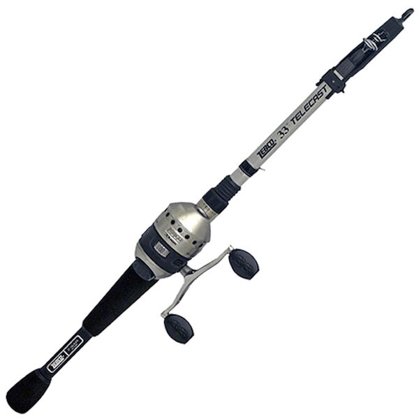 Zebco 5' Micro-Trigger Telecast Rod And Reel Combo
