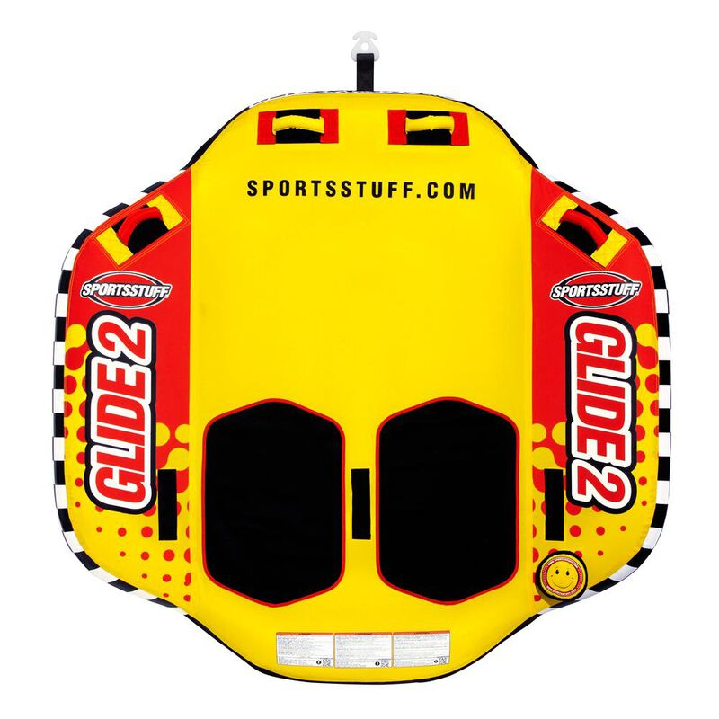 Sportsstuff Glide 2-Person Towable Tube image number 1