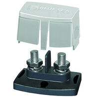 "Blue Sea 2017 Dual PowerPost Cable Connectors, 2 x 3/8"" Studs"