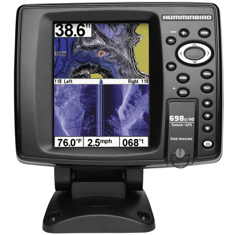 Humminbird 698ci HD SI Chartplotter/Fishfinder Combo image number 1