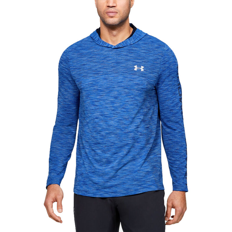 Under Armour Men's Fish Hunter Pullover Hoodie image number 6