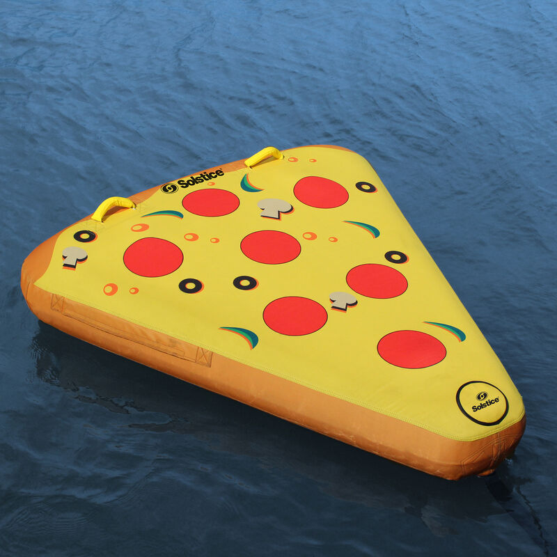 Solstice Pizza Slice Towable, 1-Person image number 3