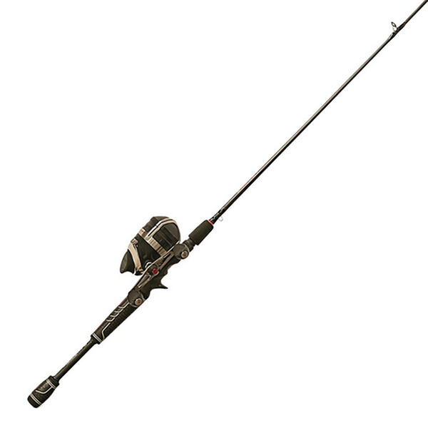 Zebco 7' Bullet Spincast Rod And Reel Combo