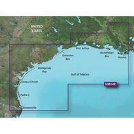 Garmin BlueChart g2 Vision HD Cartography, Morgan City - Brownsville