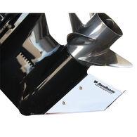 Megaware SkegGuard, Yamaha 200-225-250 V SHO, '13-present / 200 V HPDI, '04-'10
