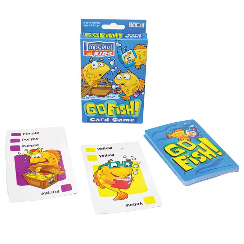 Go Fish Card Game image number 1