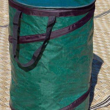 Small Collapsible Container