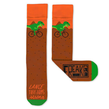 FREAKer Lance Tiny-Arms Strong Socks