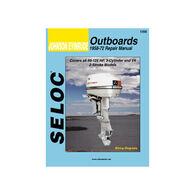 Seloc Outboard Repair Manual for Johnson/Evinrude '58 - '72