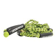 "Liquid Force Knotted Surf Rope With 9"" Handle"