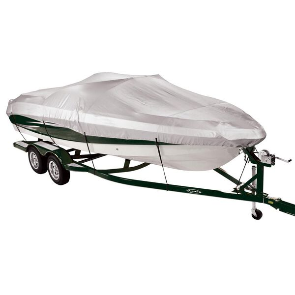 Covermate 150 Mooring and Storage Boat Cover for 20'-22' V-Hull Boat